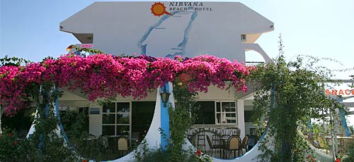 Nirvana Beach Hotel - Rhodes Greece
